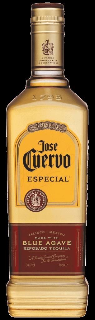 Tequila Jose Cuervo Especial Reposado 38% 0,7l