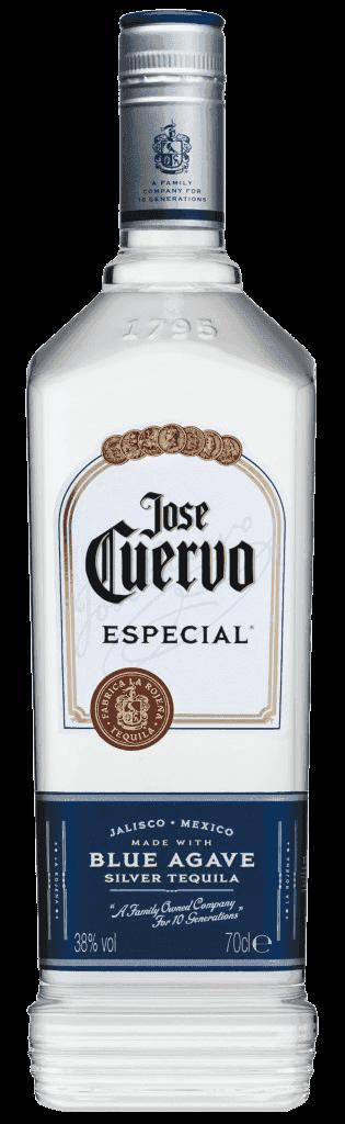 Tequila Jose Cuervo Especial Silver 38% 0,7l