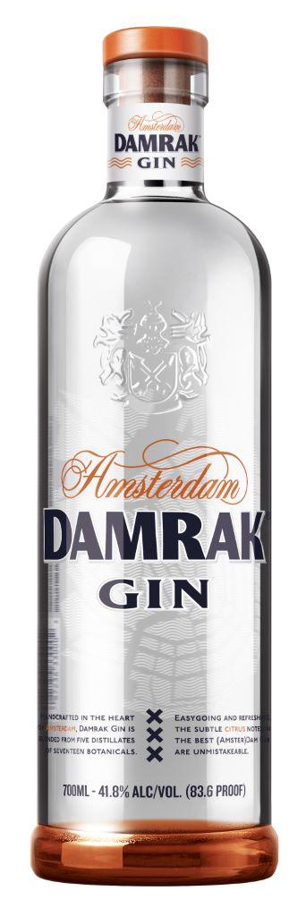 Gin Damrak Amsterdam Original 41,8% 0,7l