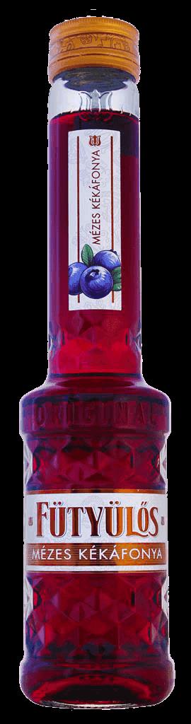 Likér Fütyülős Blueberry S Medom 30% 0,5l