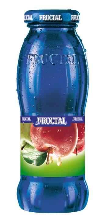 Fructal Jablkový 50% Sg 0,2l Sklo