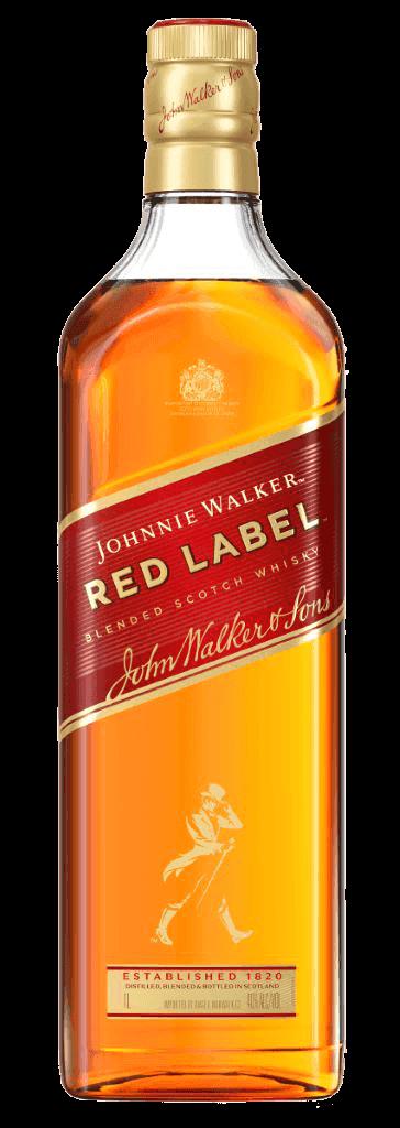 Whisky Johnnie Walker Red Label 40% 1l