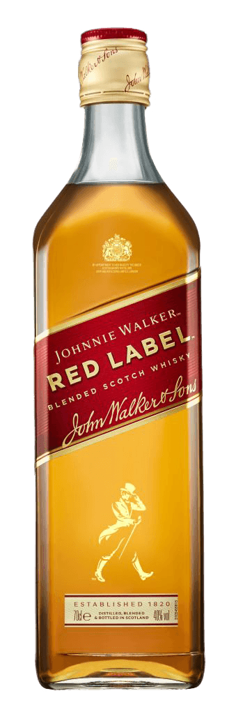 Whisky Johnnie Walker Red Label 40% 0,7l
