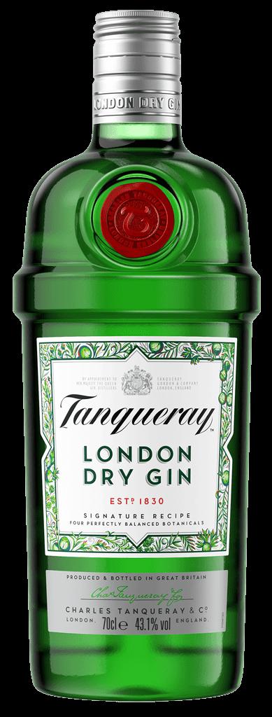 Gin Tanqueray 43,1% 0,7l