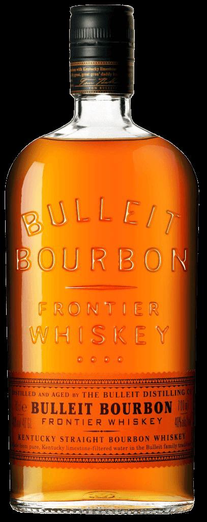 Bourbon Bulleit 45% 0,7l