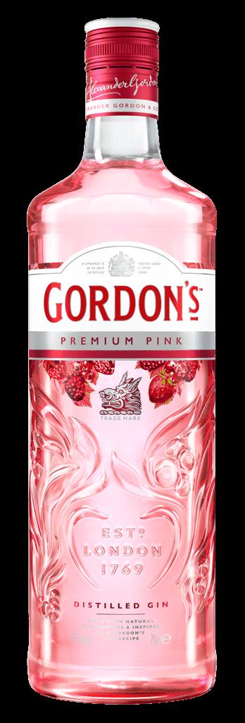Gin Gordons Premium Pink 37,5% 0,7l