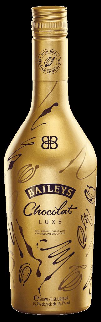 Likér Baileys Chocolat Luxe Írsky 15,7% 0,5l