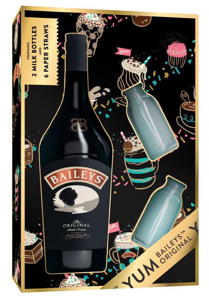 Baileys Írsky Likér 17% 0,7l + 2 Fľašky 2020
