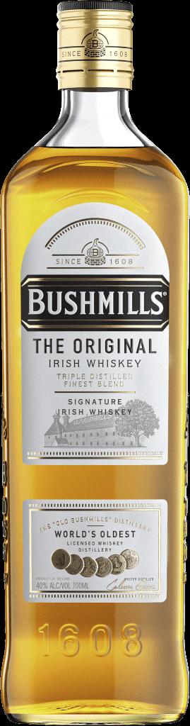 Whisky Bushmills 40% 0,7l