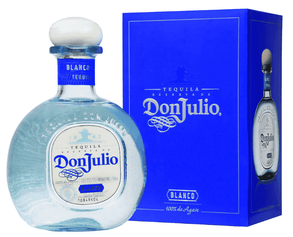 Tequila Don Julio Blanco 38% 0,7l