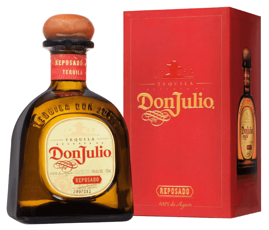 Tequila Don Julio Reposado 38% 0,7l