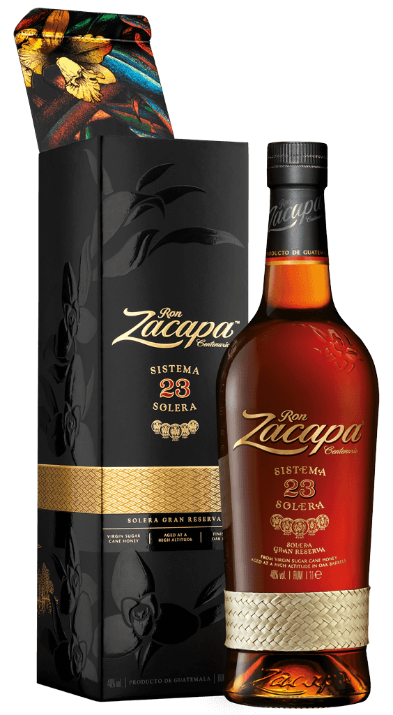 Rum Zacapa Centenario 23 Aňos 40% 1l