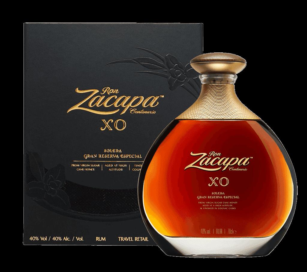 Rum Zacapa Centenario Xo 25 Aňos 40% 0,7l