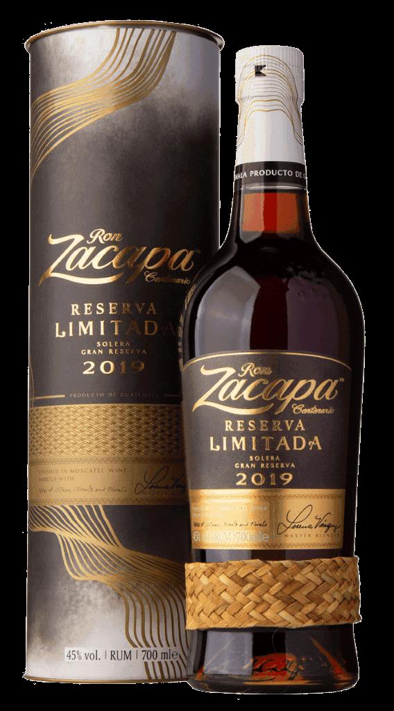 Rum Zacapa Reserva Limitada 45% 0,7l