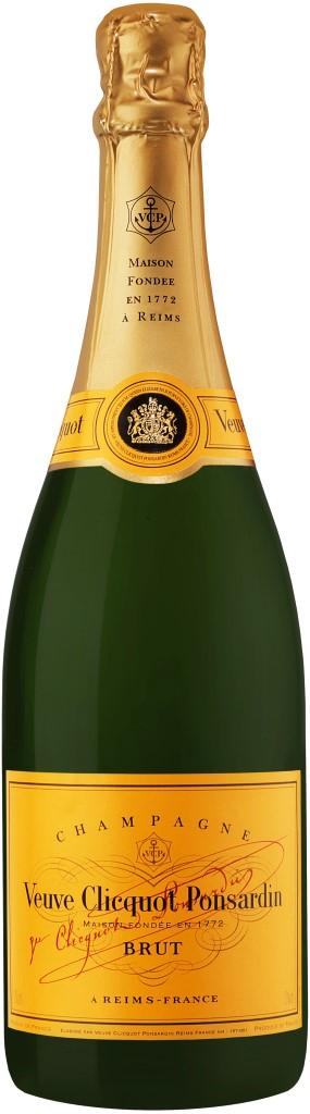 Šampanské Veuve Clicquot Ponsardin Yellow Label Brut 0,75l