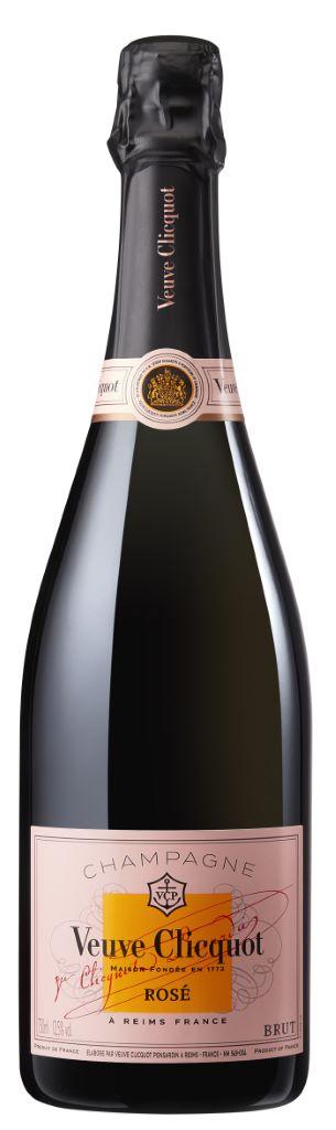 Šampanské Veuve Clicquot Ponsardin Rose 0,75l