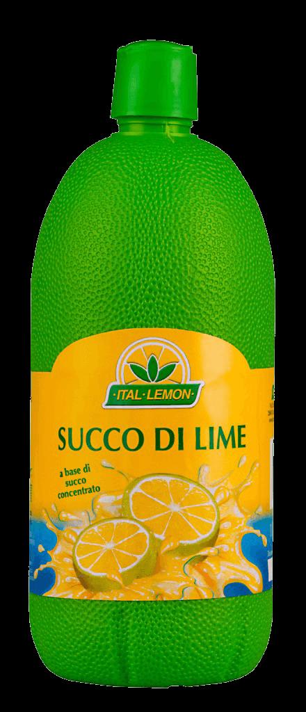Šťava Ital Lemon Limetka 100% 1l Pet
