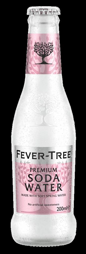 Fever Tree Premium Soda Water 0,2l